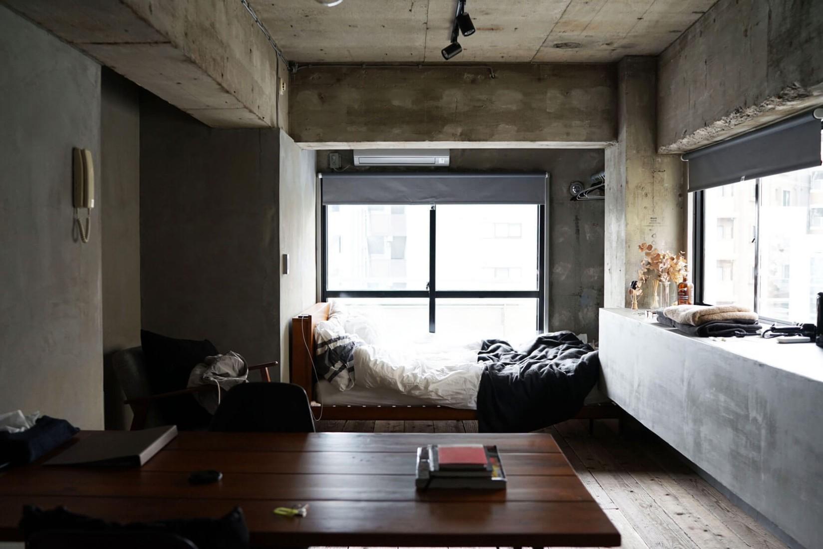 лофт дизайн интерьера квартир